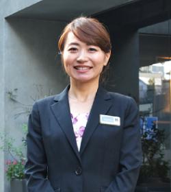 瀧口 喜子 / Yoshiko Takiguchi ホテル事業 マネージャー