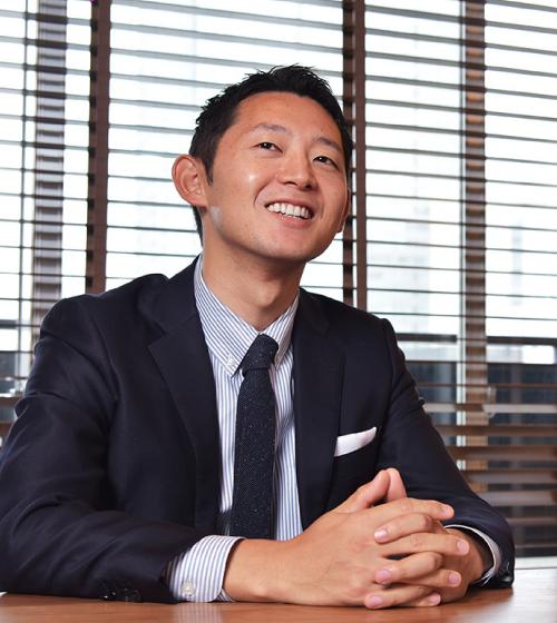 中野 清之 / Kiyoyuki Nakano 不動産事業 営業マネージャー